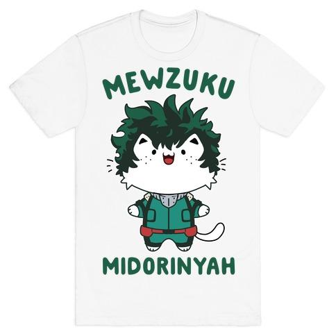 Mewzuku Midorinyah T-Shirt