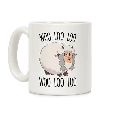 Woo Loo Loo Coffee Mug