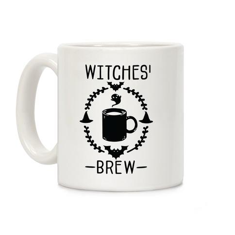 Witches' Brew Coffee Coffee Mug