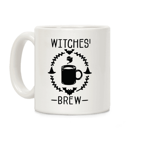 Witches' Brew Coffee Coffee Mug