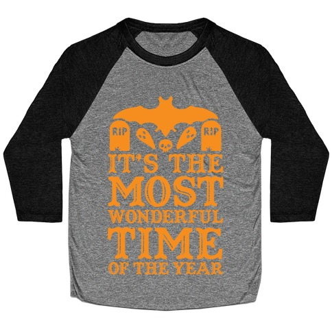 It's the Most Wonderful Time Of The Year Baseball Tee