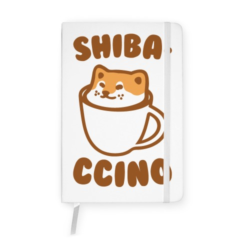 Shibaccino  Notebook