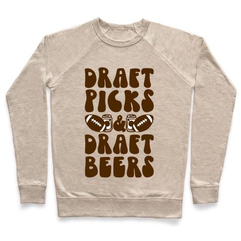 Draft Picks & Draft Beers Pullover