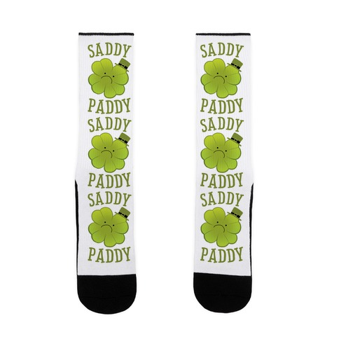 Saddy Paddy Sock