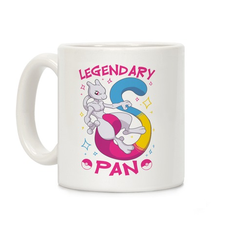 Legendary Pan Coffee Mug