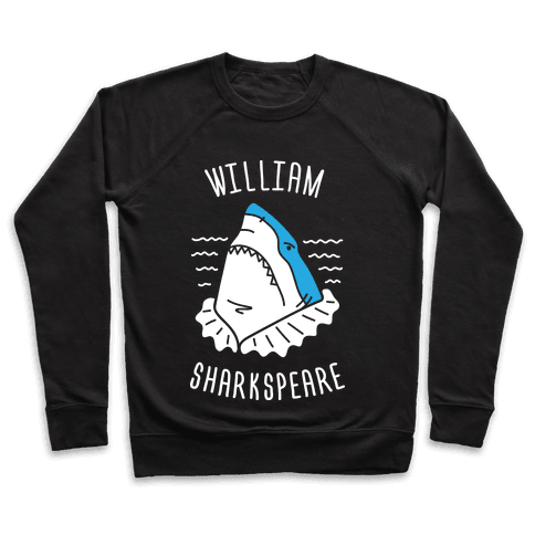 William Sharkspeare Pullover