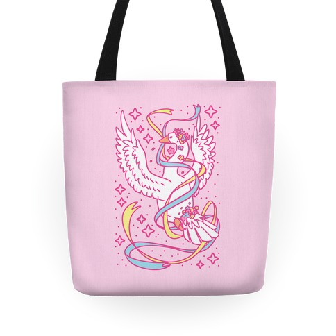 Magical Girl Goose Tote