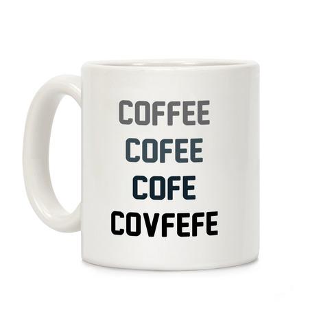 Woke Cofveve Coffee Mug