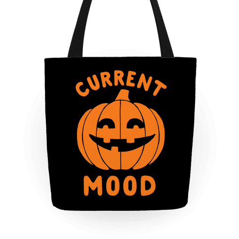 Current Mood: Halloween Tote