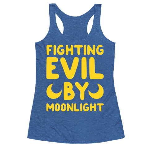 Fighting Evil By Moonlight