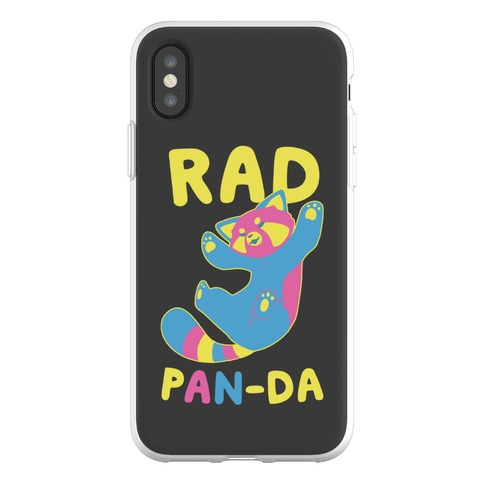 Rad Pan-da Phone Flexi-Case