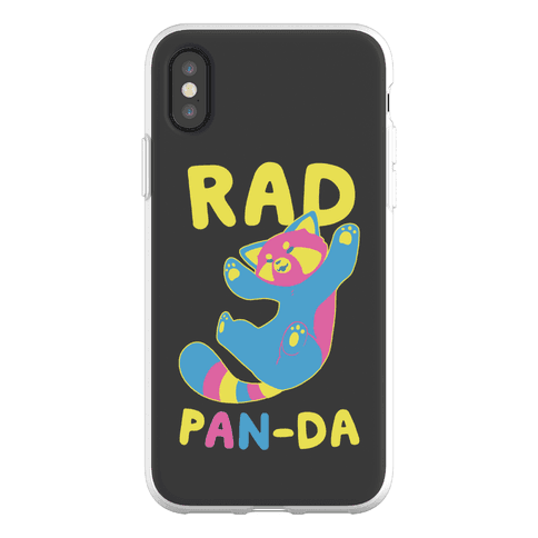 Rad Pan-da Phone Flexi-Case