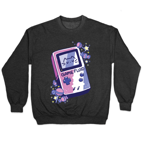 Game Fluid Pullover