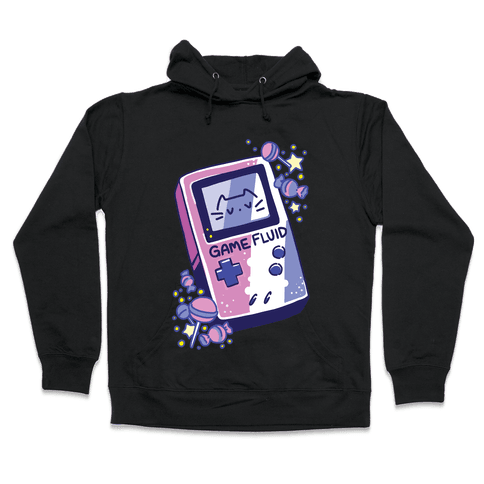 Game Fluid Hooded Sweatshirt