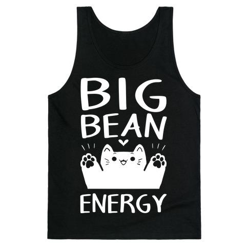 Big Bean Energy Tank Top