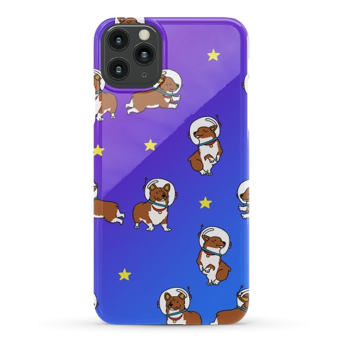 Unidentified Floating Corgi Phone Case