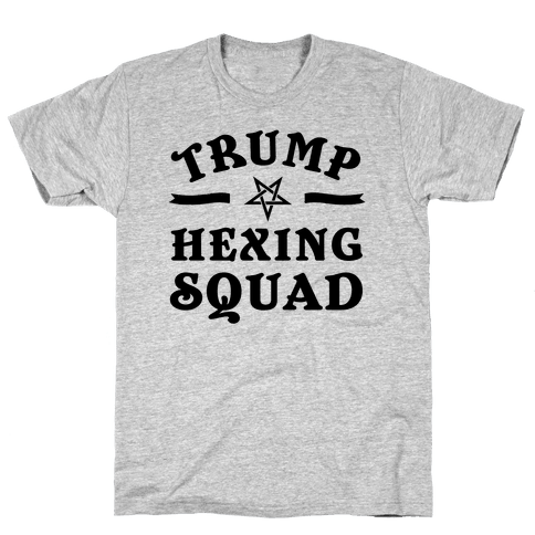 Trump Hexing Squad Mens T-Shirt