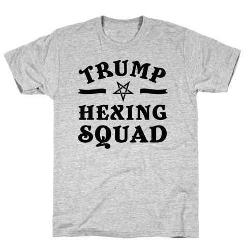 Trump Hexing Squad T-Shirt