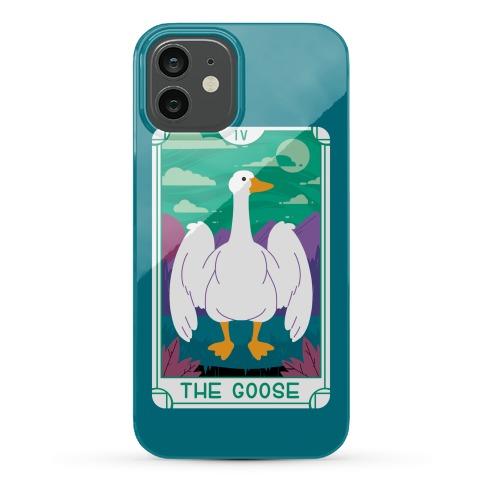 The Goose Tarot Phone Case