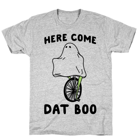 Here Come Dat Boo Mens T-Shirt