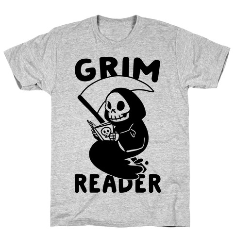 Grim Reader T-Shirt