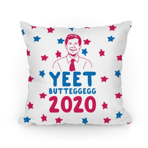 Yeet Butt Egg Egg 2020 Pillow