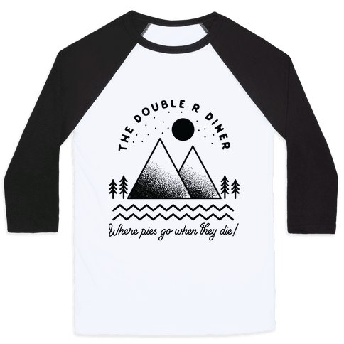 The Double R Diner Baseball Tee