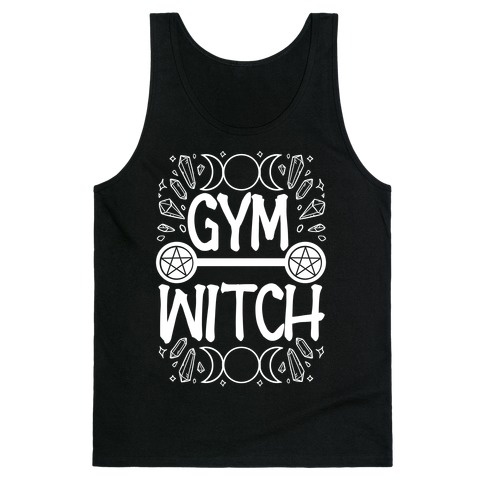 Gym Witch Tank Top