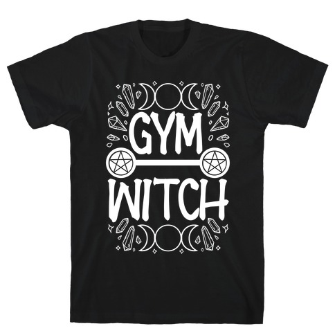 Gym Witch T-Shirt