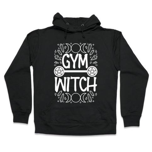 Gym Witch Hooded Sweatshirt