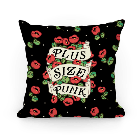 Plus Size Punk Pillow