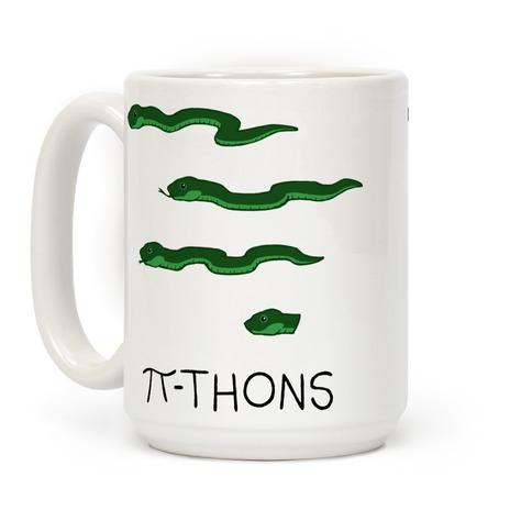 Pi-thons Coffee Mug
