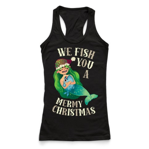 We Fish You a Mermy Christmas