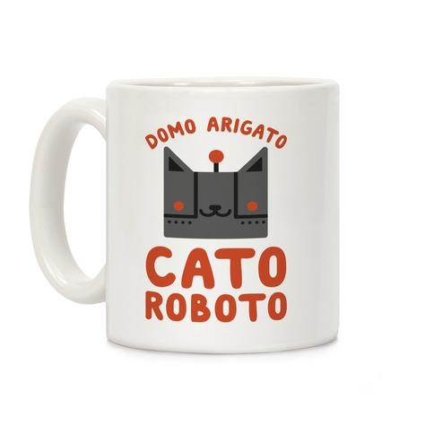 Cato Roboto Coffee Mug