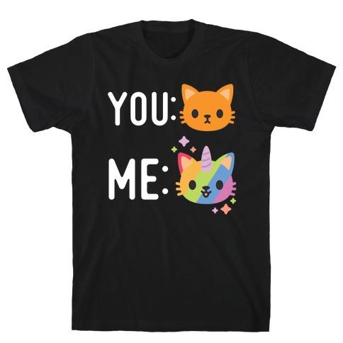 You Me Caticorn T-Shirt