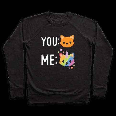 You Me Caticorn Pullover