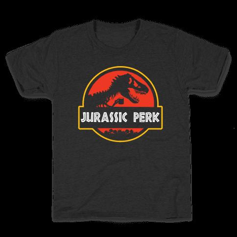 Jurassic Perk Kids T-Shirt