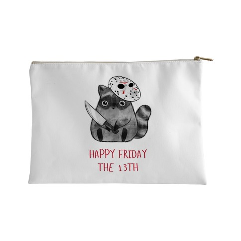 Happy Friday The 13th Accessory Bag