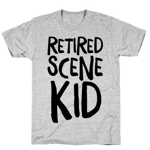 Retired Scene Kid T-Shirt