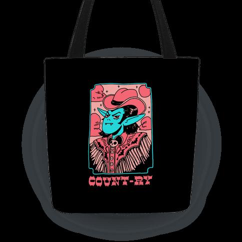 Count-ry Vampire Tote