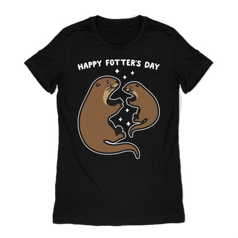 Happy Fotter's Day Womens T-Shirt