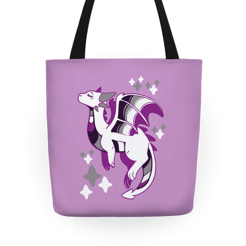 Ace Pride Dragon Tote