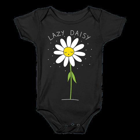 Lazy Daisy Baby Onesy