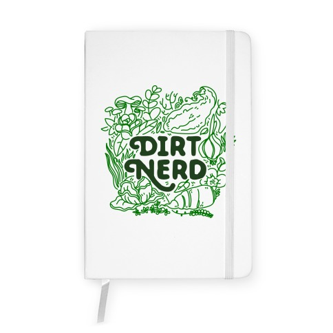 Dirt Nerd Notebook