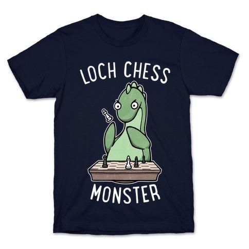 Loch Chess Monster T-Shirt