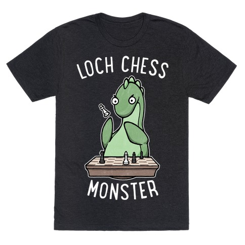 Loch Chess Monster T-Shirt