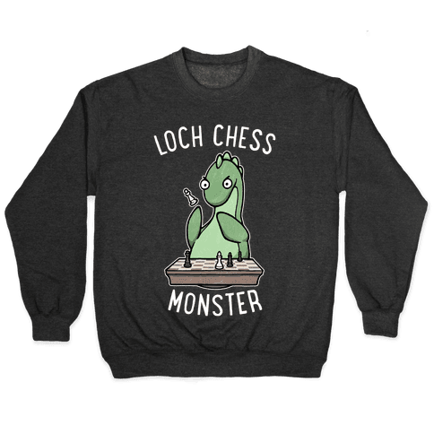 Loch Chess Monster Pullover