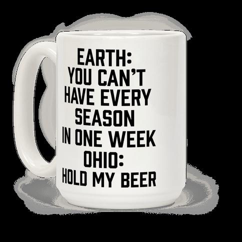 Every Season In One Week Ohio