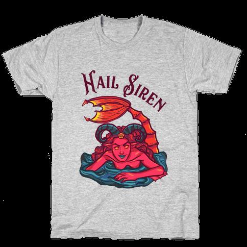 Hail Siren Mens/Unisex T-Shirt