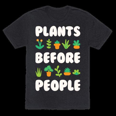 Plants Before People